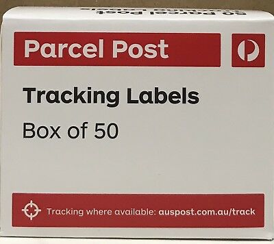 Label Tracking Parcel Post 10 Boxes $65 OFFER LIMITED TIME