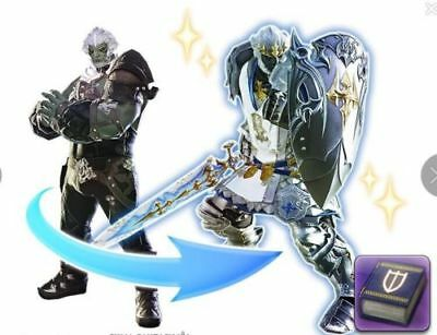 FINAL FANTASY XIV FFXIV Level Boost Tales of Adventure One Paladin's Journey I