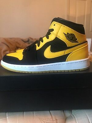 sneakers for cheap 63347 cc446 Air Jordan 1 Retro Old Love New Love Beginning Moments Pack Sz 8 yellow