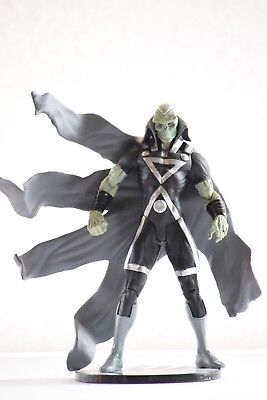 DC Direct Blackest Night Series 2 BLACK LANTERN MARTIAN MANHUNTER Action Figure