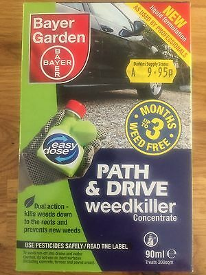 Bayer Garden Path and Drive Weedkiller concentrate