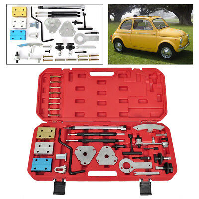 Timing Locking Tool Alignment Crankshaft Tool Kit for Fiat Alfa Romeo W/case