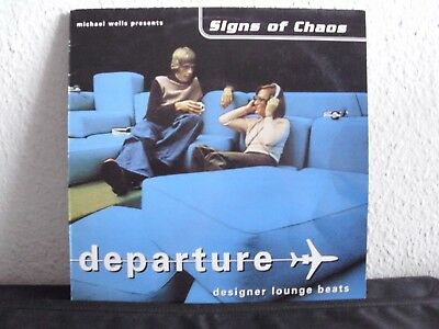 Signs Of Chaos – Departure – LP-Vinyl- Future Jazz,Abstract,Downtempo,Drum&Bass