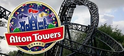 Alton Towers games Vouchers
