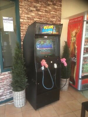 Point Blank Classic Arcade Machine Two Player Great Condition