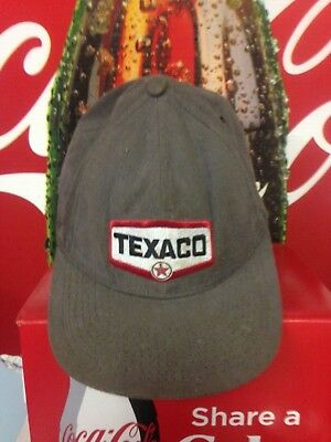 TEXACO Vintage HAT Early to Mid 1960's
