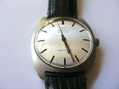 Certina Waterking Automatic Vintage/Sammleruhr