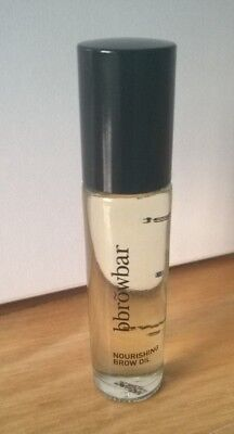 Bbrowbar Nourishing Brow Oil 11ml rollerball brow growth treatment
