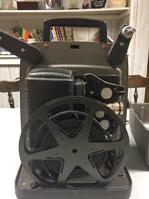 Bell & Howell Auto Load 8mm Projector