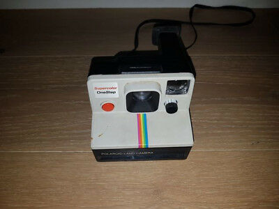 Polaroid Camera Onestep