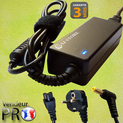 Alimentation / Chargeur pour  Acer Aspire One AO532H-2DR AO532H-2DS