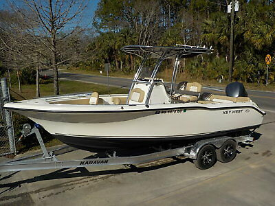 95 Pictures Nice 2015 Key West 239 Fs Cc Fishing Boat W/ 250 Hp Yamaha 4-Stroke