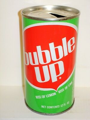 BUBBLE UP S/S Soda Can K355