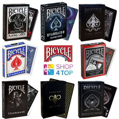 Bicycle Ellusionist Theory11 Uspcc Playing Cards Most Popular Decks Magic New