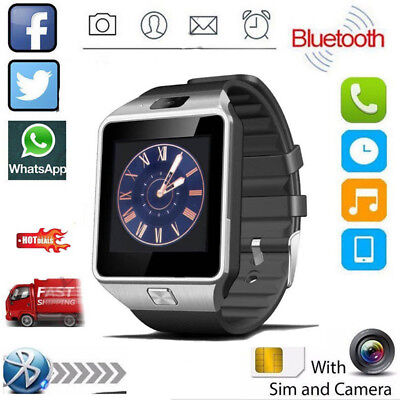Smartwatch Orologio Telefono Digitale Android Ios Con Sim Bluetooth Micro Sd *A*