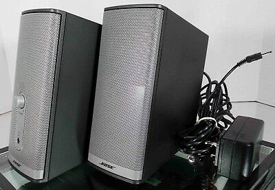 Bose Companion 2 Series II Computer Speakers - Tested