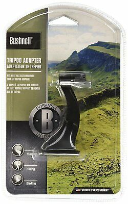 Bushnell Binoculars Tripod Adapter, Black