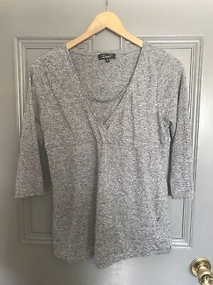 New Look Maternity / Nursing Top Size 12