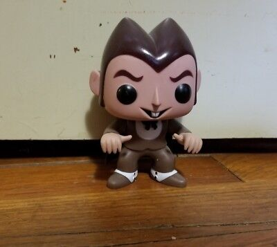 Funko POP Count Chocula Figure NO BOX General Mills Monster Cereal Ad Icons 2011