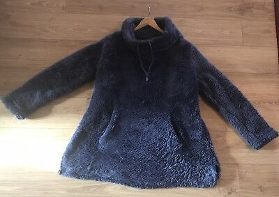 NEXT Maternity Loungewear/ pyjama Fluffy Jumper - M