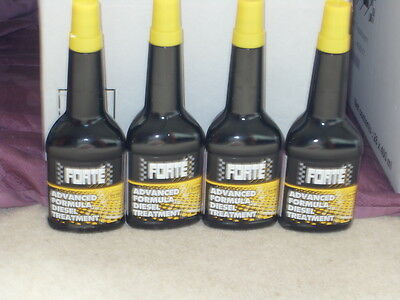 Forte Diesel Treatment X 4