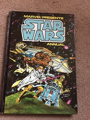 Star Wars Annual, 1979 (Marvel UK / Grandreams) – Very Good Condition