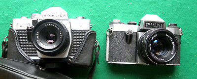 Job lot of 9 cameras + 3 flash + misc items Lot for collector