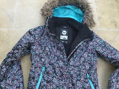 Lovely Roxy Girls' Ski Jacket Age 10