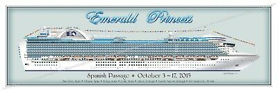 Princess,Emerald,Cruise,ships,ocean liners,luxury liner,ship,cruises