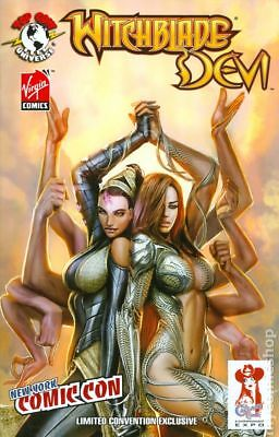Witchblade/Devi #1 Cover C New York Comic Con Exclusive Top Cow NM
