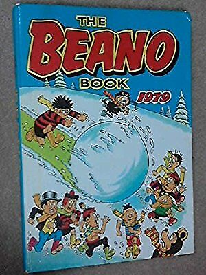 The Beano Book 1979, unknown, Used; Good Book