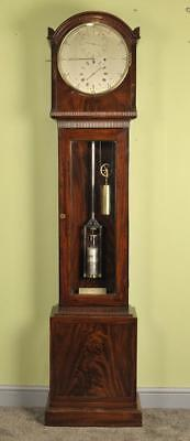 SMALL REGULATOR LONGCASE CLOCK - Graham of London