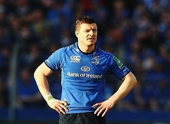 Brian O'Driscoll Leinster & Ireland Rugby Photo Poster Print 10x8
