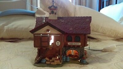 Department 56 christmas village The Cranberry House New England Village Series