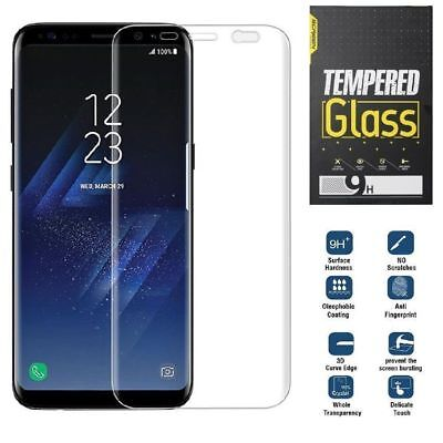 Wholesale Bulk Lot of 30X Tempered Glass Screen Protectors - Samsung Galaxy S8