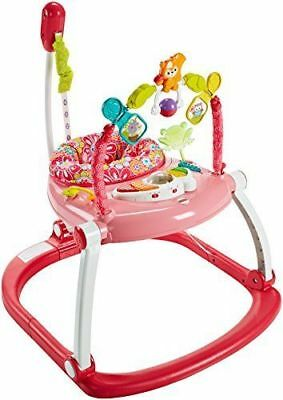 Fisher-Price Floral Confetti DKT02-9574 SpaceSaver Jumperoo 8104 []