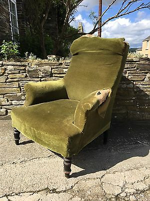 Antique French Napoleon ArmChair