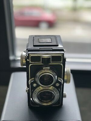RARE Zeiss Ikon IKOFLEX FAVORIT 887/16 *NO RESERVE*