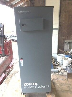 Kohler Power Systems Automatic Transfer Switch KCP-DCTC-0150B
