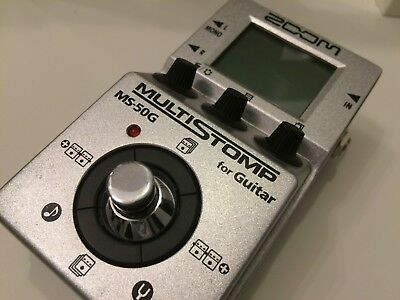 Zoom MG-50G Multistomp effect pedal