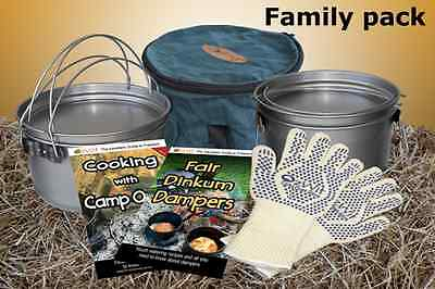 Family Camp Oven Pack