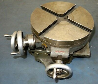 "8"" Palmgren X-Y Rotary Table Used but in Great condition."