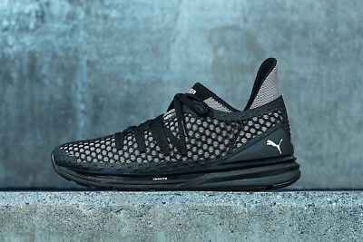 5ee4e2f14a1 PUMA IGNITE LIMITLESS Netfit Women s - Black (Size  9) Brand New ...