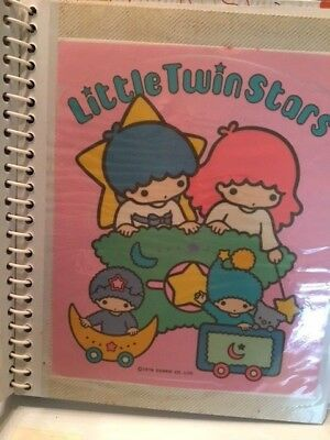 Ultimate 1980's Sticker Collection Little Twin Stars, Hello Kitty, My Melody