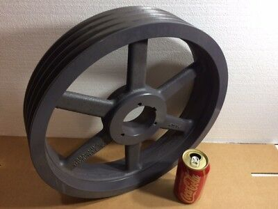 NEW Browning 1002831 4 Grove V-Belt Pulley 15.75 in O.D. 4TB154