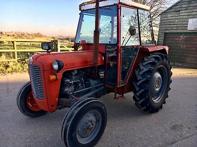 1999 IMT 539 Tractor 39hp 1196 Hours Based on a Massey Ferguson 35