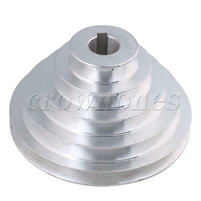 OD 54-150mm 5 Step Pagoda Pulley Timing Belt 24mm Bore for A Type V-Belt