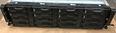 Dell EqualLogic PS6010VX 10GbE iSCSI SAN Storage w/ 8x 100GB SSD, 8x 450GB SAS