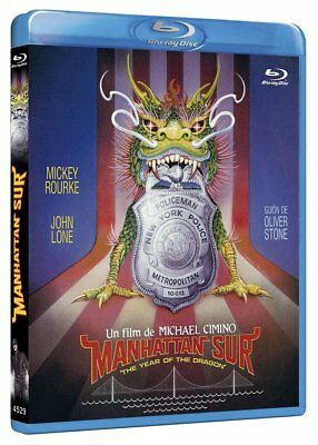The Year of the Dragon (1985) Blu-Ray NEW (Spanish Import with English Audio)