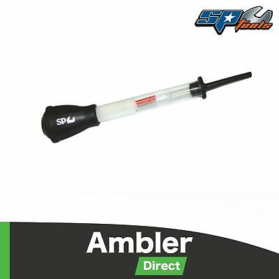 SP Tools Battery Fluid Hydrometer Charge Condition Tester Specific SP61002